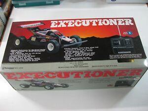 Yonezawa Vintage 1984 Exécuteur Buggy Rc 1/10 Ref: 18089 Blanc-vieux Stock-new !!