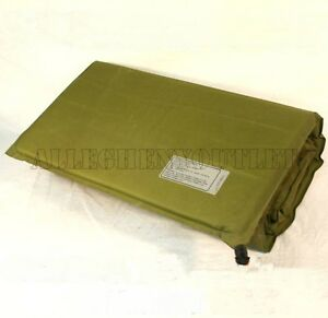 Image Is Loading US MILITARY THERMAREST Self Inflating Sleeping Mat Pad