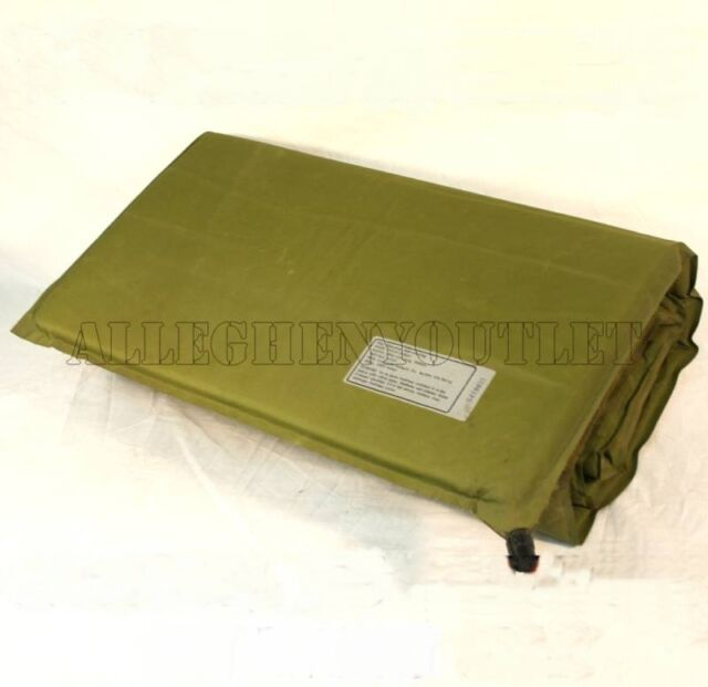 US MILITARY THERMAREST Self Inflating Sleeping Mat Pad