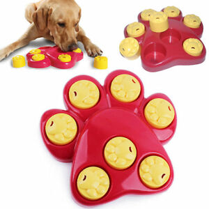 Outward-Hound-Paw-Pet-Dog-Treat-Games-Food-Dispensing-Hide-Puzzle-Training-Toy