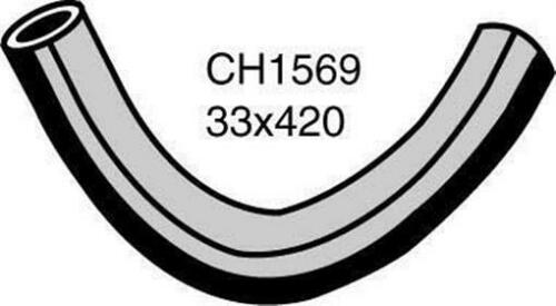 BOTTOM RADIATOR HOSE for MITSUBISHI PAJERO 2.6L ULP 83~94 CH1569