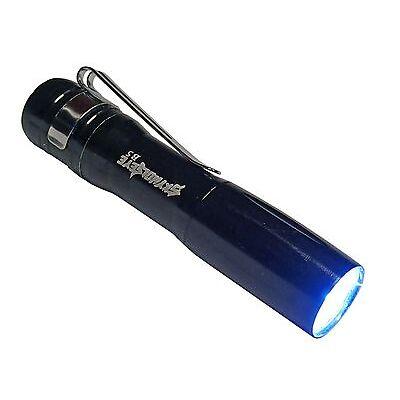 Skywolfeye 300 Lumen AA XPE-R3 LED Lamp Clip Mini Handheld Penlight Flashlight