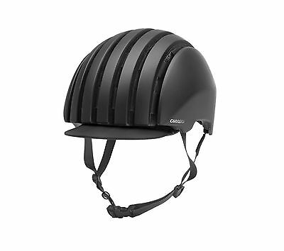 Carrera Foldable Crit Peak Cycle Helmet Bike Matte Black S-M   M-L   L-XL 2016
