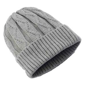 51011d9d3 Urban Pipeline Men's Cable Knit Beanie Hat - One Size - Select a ...