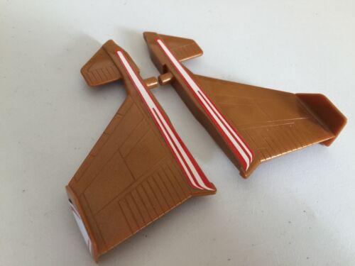 Transformers G1 Parts commemorative DIRGE wing set pair reissue