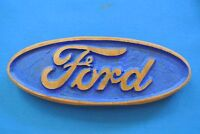 Ford Magnet Cherry Wood Refrigerator Magnet American Made/ Homemade