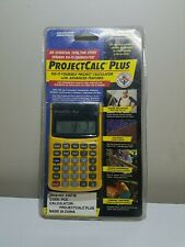 Calculated Industries Projectcalc Plus Diy Project Calculator Model 8525 New