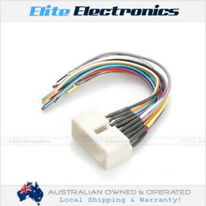 wiring harness plug wire loom connector radio stereo for ... 63 ford falcon wiring diagrams ford falcon wiring harness