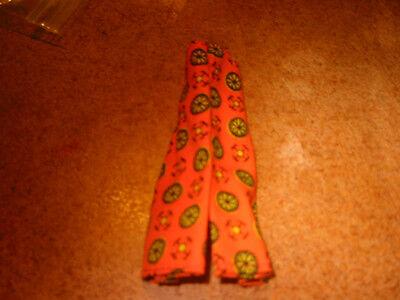 #8391 Groovy Gear Dawn Doll/'s Gary  Pants Only Orange Version