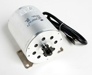 1500W-Watt-48V-Volt-BLDC-electric-motor-w-Base-BOMA-BM1024-T8F-sprocket-GoKart