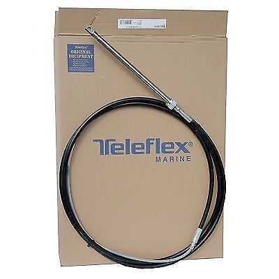 18ft Genuine Teleflex//Seastar New Boat Steering Cable Teleflex /<55 HP