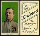 1909 T206 Ty Cobb Green Portrait Piedmont Back Reprint Unique Birthday Fun Gift!