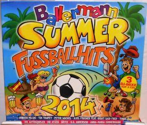 3-CD-set-humeur-tireur-60-HITS-Fete-fete-Summer-Football-Hits-2014