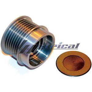 alternator clutch pulley 6 groove dodge caravan 3 3l 3 8l. Black Bedroom Furniture Sets. Home Design Ideas