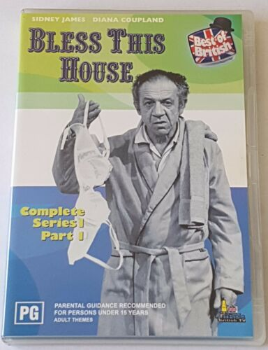 1 of 1 - Bless This House : Series 1 : Part 1 DVD, 2003 (#DVD01135)