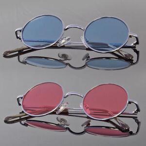 c3a718ec16 John Lennon Style Vintage Retro Classic Circle Round Sunglasses For ...