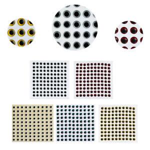 500pcs-3-6mm-yeux-de-poisson-3D-Lure-yeux-artisanat-poupees