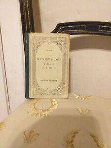 Ovide-Metamorphoses-extraits-Hachette-Circa-1930