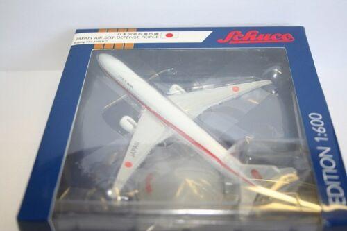 Neu Schuco Aviation 3551693-1//600 Boeing 777-300 Japan Air Force 1