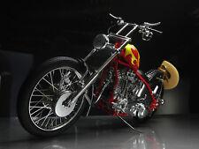 Harley Davidson Motorcycle Easy Rider The Ultimate Chopper Billy Bike Model