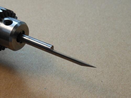 10pc 3.175mm shank 40 Degree 0.1mm Carbide PCB Engraving Bits CNC Router Tool