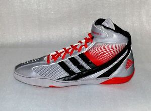 Details zu Adidas Performance Response 3.1 M18788 Herren Wrestling Schuhe Silber Red Gr 46