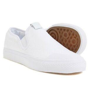 Details about Adidas CQ3103 Women Nizza SLIP ON Casual shoes white Sneakers
