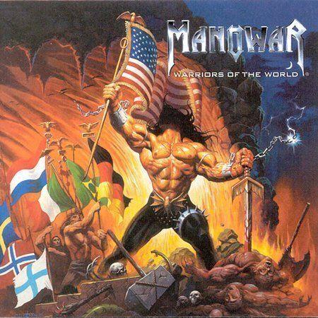 Warriors of the World by Manowar (CD, Jun-2002, Metal Blade) for sale  online | eBay