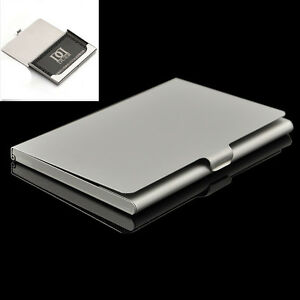 Modern-Vogue-Stainless-Steel-Business-Name-Credit-ID-Card-Holder-Box-Pocket-Case