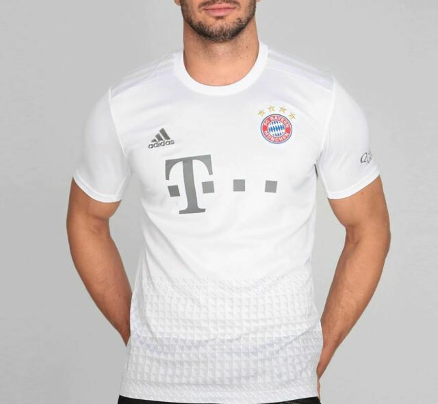 adidas FC Bayern Munich Authentic Jersey Men's FCB True Red ...
