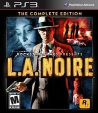 L.A. Noire (Sony PlayStation 3, 2011)DISC ONLY