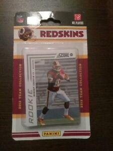 2012-Washington-Redskins-Team-Collection-Panini-Set-Sealed