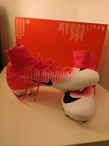 Ragazzi-Nike-Mercurial-Superfly-Scarpe-Da-Calcio-UK-5-034-Sock-Junior