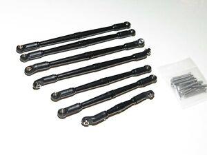 Yy-Traxxas TRX-4 à Quatre Pattes Aluminium Supérieur & Inférieur Suspension