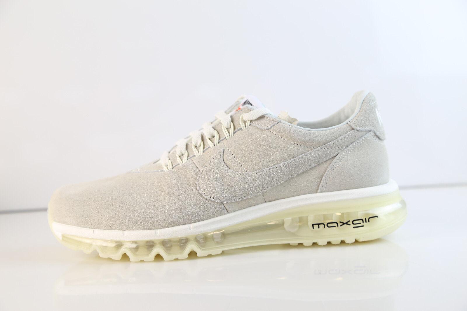 aacd9e0bec Air Max LD-Zero Sail Black 9.5 suede Nike 848624-100 noeijx10047-Athletic  Shoes