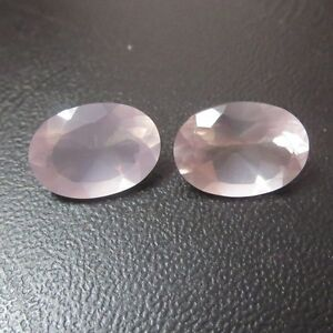 Rose Quartz Oval Shape Loose Plain Cabochon 5 pcs 10 pcs 15 pcs20 pcs Natural Gems For Making Jewelry multi quantity 6x8 mm Size