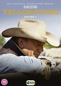 Yellowstone Season 1 [2020] (DVD) Kevin Costner