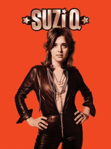 Suzi Quatro Poster 594mm x 841mm A1 Sku 31