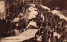 SAINT GERMAIN DU BOIS - Le Marché