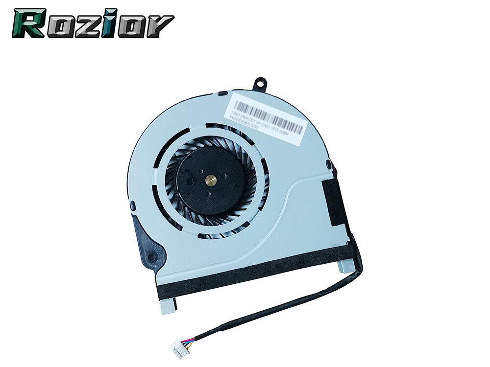 For Toshiba P55W-C5314 P55W-C5320 P55W-C5316 P45W-C Notebook Cooling CPU Fan