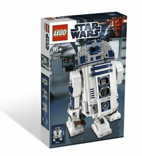 LEGO 10225 R2D2 Star Wars Ultimate Collector Series. I