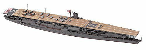 Hasegawa 1 700 IJN Aircraft Carrier Akagi Model Kit NEW from Japan