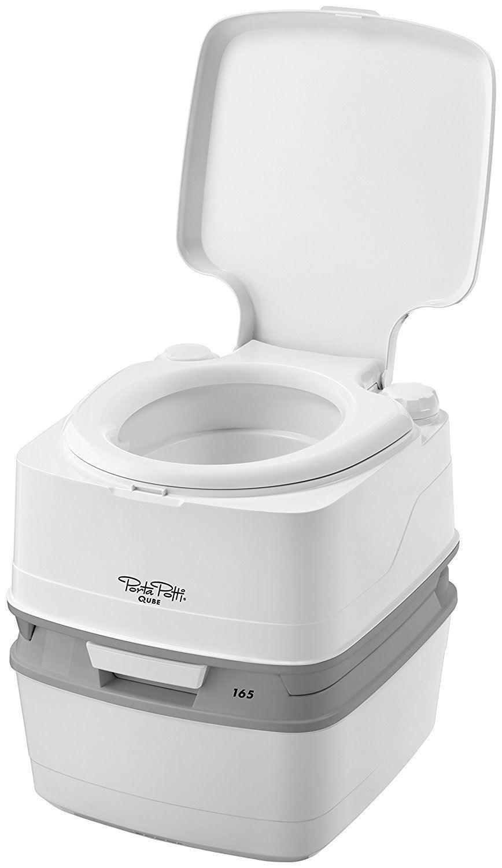 Thetford Porta Potti Portable Toilet Qube 165 Motorhome Caravan Camping 92805