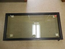 No Name Sliding Glass Cooler Door 24 34 Width X 50 15 High New