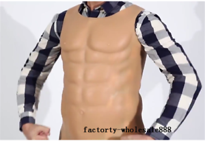 Fake Hunk Chest Chest Muscle Pecloralis Muscle cosplay IVITA Muscle Man Silicone