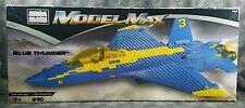 Mega Bloks Model Max Blue Thunder