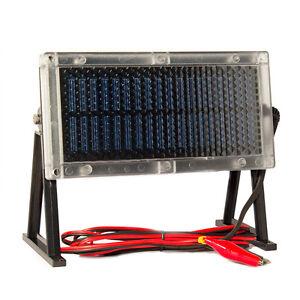 Hunten-Outdoors-Small-6-Volt-Mono-Crystalline-Solar-Panel