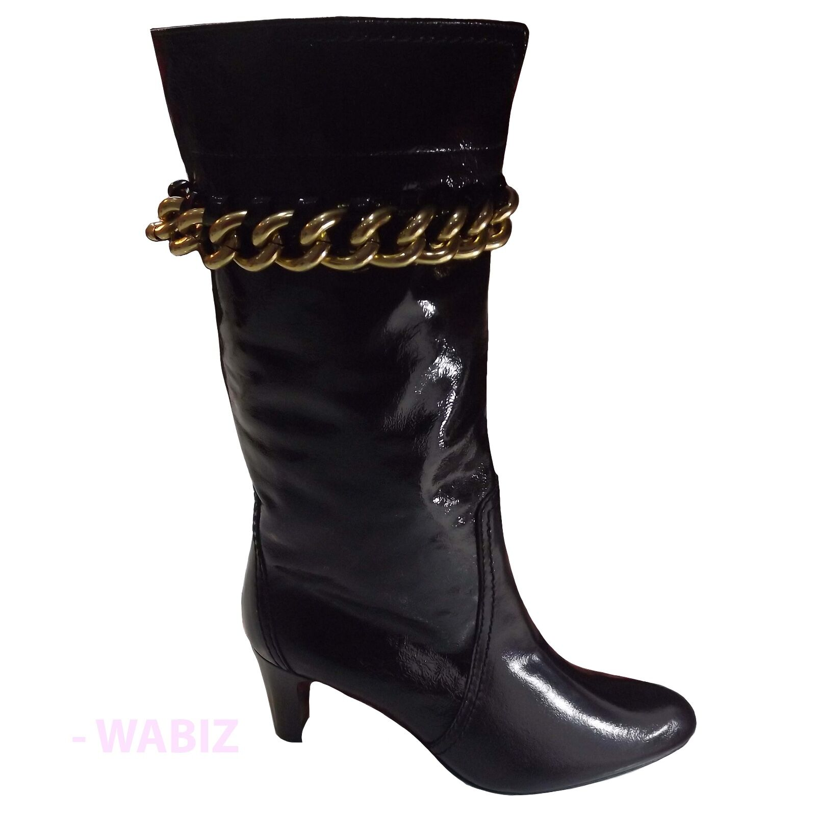 Ladies Women Designer Boots Shoes Handmade 100% Leather RRP £200 Now ONLY £29.99
