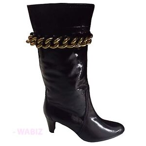 Ladies-Women-Designer-Boots-Shoes-Handmade-100-Leather-RRP-200-Now-ONLY-29-99