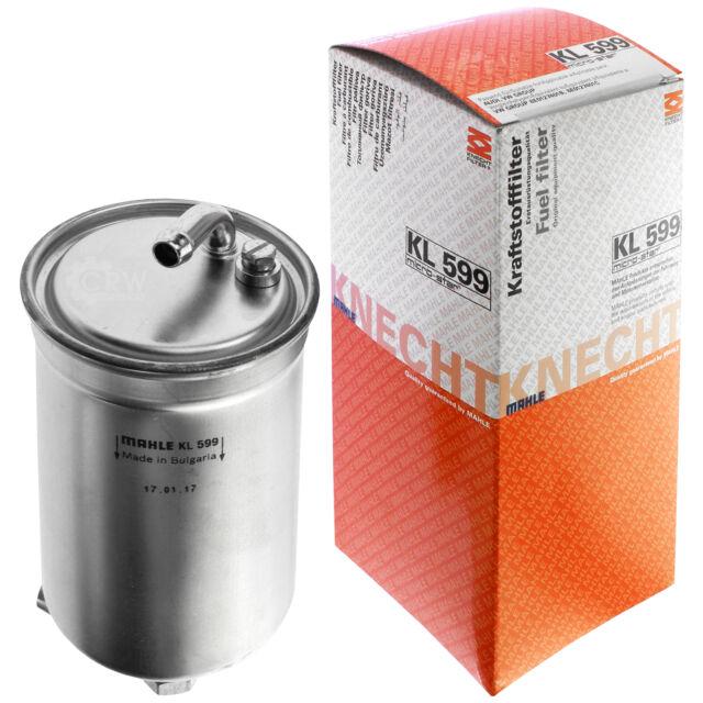 Kraftstofffilter MAHLE KNECHT KL 599
